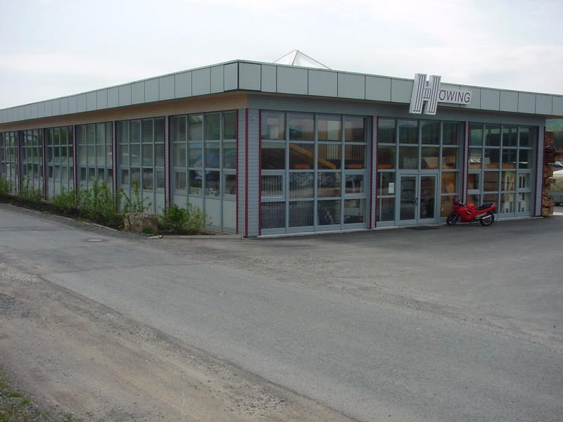 2000 - Eröffnung der Austellung
